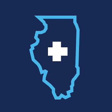 Safer Illinois app cover art